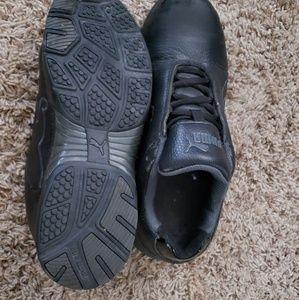 Puma Shoes - Puma STEEL TOE work shoes